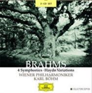 交響曲全集 ベーム&ウィーン・フィル(3CD)