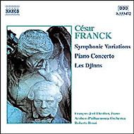 交響的変奏曲/交響詩「魔神」/ピアノ大協奏曲第2番 ティオリエ/フック/ベンツィ/アルンヘム・フィル管弦楽団