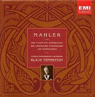 交響曲全集 テンシュテット&ロンドン・フィル(11CD)