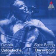 Cello Concerto / 1: Du Pre(Vc)celibidache / Swedish.rso, Barenboim / Philadelp
