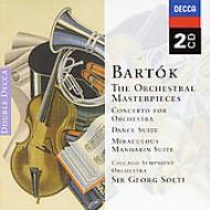 管弦楽曲集 ショルティ&シカゴ交響楽団(2CD)