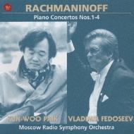 ピアノ協奏曲全集 パイク、フェドセーエフ&モスクワ放送響(2CD)