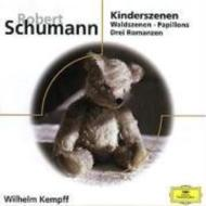 Kinderszenen, Waldszenen, Papillons, Romanzen: Kempff(P)