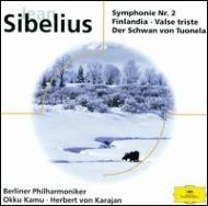 Sym.2: Kamu / Bpo, Orch.works: Karajan / Bpo