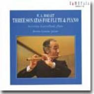 (Flute)violin Sonata.24, 32, 33: Gazzelloni(Fl)Canino(P)