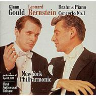 Piano Concerto, 1, : Gould(P)Bernstein / Nyp
