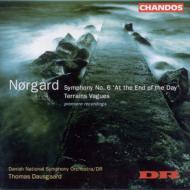 ノアゴー:交響曲第6番/ダウスゴー(指揮)、デンマーク国立放送交響楽団