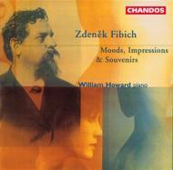 フィビヒ:ピアノ曲集 《気分、印象、思いで》Op.41 ウィリアム・ハワード(p)
