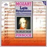 Sym.31-41: Pinnock / English Concert
