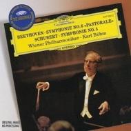 交響曲第6番『田園』、シューベルト:交響曲第5番 ベーム&ウィーン・フィル