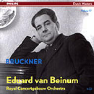 Sym.5, 7, 8, 9: Beinum / Concertgebouw.o
