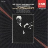 Violin Concerto: Menuhin, Furtwangler / Po, Bpo