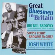 Great Bluesmen In Britain
