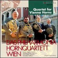 Vienna Philharmonia Horn Quartet Quartets By Vienna Horns