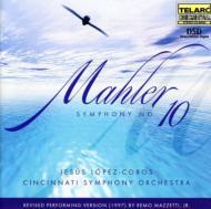 交響曲第10番(マゼッティ版) ロペス=コボス&シンシナティ響