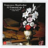 合奏協奏曲集Op.3 レミー/レザミ・ド・フィリップ