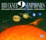 Comp.symphonies: Barenboim / Bpo
