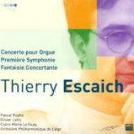 Organ Concerto、交響曲1、Fantaisie Concertante Latry(Org)le Guay(P)rophe / L
