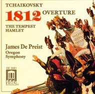 1812, Hamlet, Tempest: Depreist / Oregon.so
