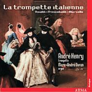 Trumpet Concertos(Trumpet & Organ): A.henry(Tp)doran(Org)