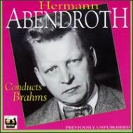 Sym.1, 3, Violin Concerto, Doubleconcerto: Abendroth / Berlin.rso, Etc