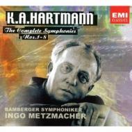 Comp.symphonies: Metzmacher / Bamberg.so