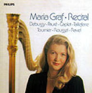 Maria Graf French Harp Music