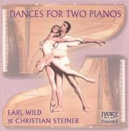 <2台のピアノのための舞曲集>交響的舞曲/ラ・ヴァルス/他 アール・ワイルド/クリスティアン・スタイナー