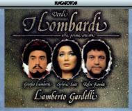 Lombardi Alla Prima Crociata: Gardelli / Hungarian State Opera.o