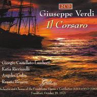 Il Corsaro: Lopez Cobos / Frankfurt Opera, C-lamberti, Ricciarelli