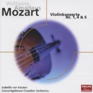 Violin Concertos.1, 4, 5: Keulen / Concertgebouw.co