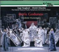 Boris Godunov: Kitayenko / Danishnational.rso, M.w.hansen, Harbo, Haugland,