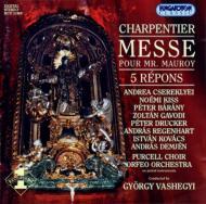 Messe Pour Mr.mauroy: Vashegyi / Orfeo.o