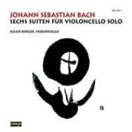 無伴奏チェロ組曲 ベルガー(1995&96)(2CD)