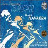 6 Cello Suites: Navarra(Vc)