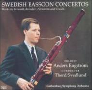 Engstrom-swedish Bassoon Concertos