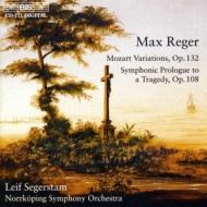 Variation & Fugue, Symphonic Prologue: Segerstam / Norrkoping.so
