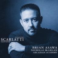 Cantatas: B.asawa(Ct)mcgegan / Arcadian Academy
