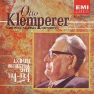 Orch.suites: Klemperer / Npo