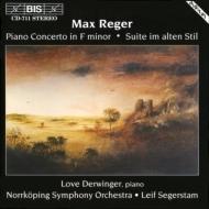 Piano Concerto: Derwinger(P)Segerstam / Norrkoping So