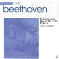 Piano Sonata, 8, 14, 17, 21, 23, 29, : Buchbinder