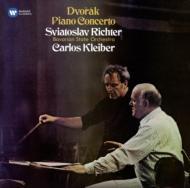 ドヴォルザーク:ピアノ協奏曲、シューベルト:さすらい人幻想曲 リヒテル、クライバー&バイエルン国立管
