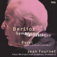 Symphonie Fantastique: Fournet / 東京都so +ravel: Daphnis Et Chloe, 2,