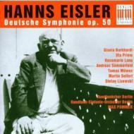 Deutsche Sinfonie: Pommer / Berlin.rso