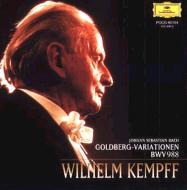 ゴルトベルク変奏曲 ヴィルヘルム・ケンプ(ピアノ)