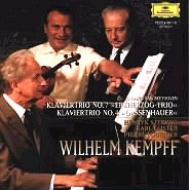 ピアノ三重奏曲第7番『大公』、第4番『街の歌』 ヘンリク・シェリング、カール・ライスター、ピエール・フルニエ、ヴィルヘルム・ケンプ