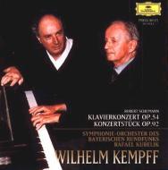 ピアノ協奏曲、ピアノ小協奏曲 ヴィルヘルム・ケンプ、ラファエル・クーベリック&バイエルン放送交響楽団
