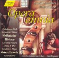 Arnold Matthias Brunkholst: Various Works