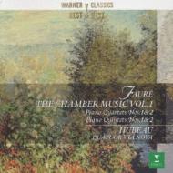 Piano Quintets, Piano Quartets: Hubeau(P)via Nova.q