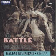 Organ Music: Kalevi Kiviniemi